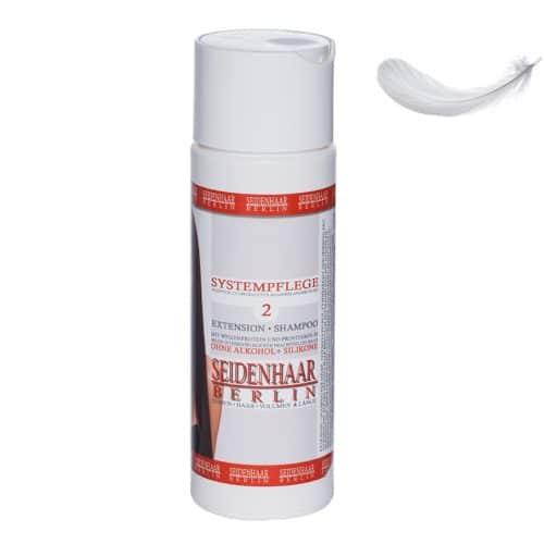 Extension Shampoo sensitiv - auch hervorragend als Langhaarpflege