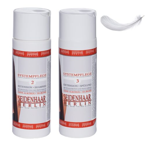 Extension Shampoo + Spülung, sensitiv im Sparset